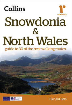 Snowdonia and North Wales - Collins Rambler's Guides (Paperback)