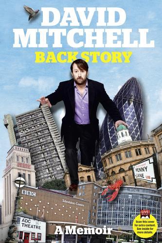 David Mitchell: Back Story (Paperback)