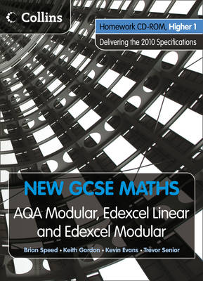 Homework VLE Higher 1 - New GCSE Maths (CD-ROM)
