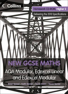 Homework VLE Higher 2 - New GCSE Maths (CD-ROM)