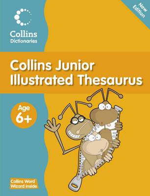 Collins Junior Illustrated Thesaurus - Collins Primary Dictionaries (Paperback)