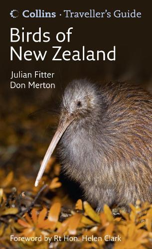 Birds of New Zealand - Traveller's Guide (Paperback)