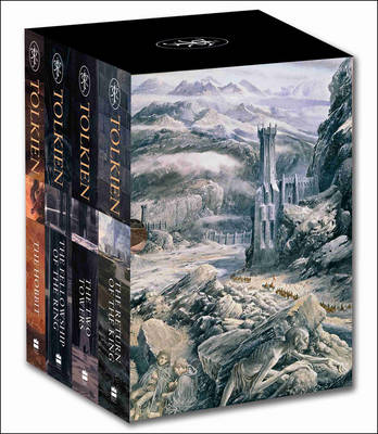 The Hobbit & The Lord of the Rings (Paperback)
