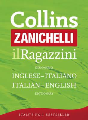 Collins Zanichelli Il Ragazzini Italian Dictionary (Hardback)
