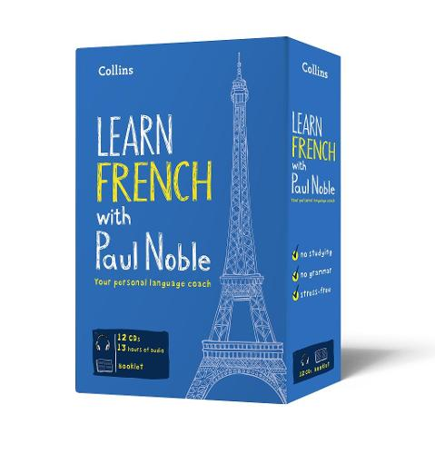 Learn French with Paul Noble - Complete Course: French Made Easy with Your Personal Language Coach (CD-Audio)