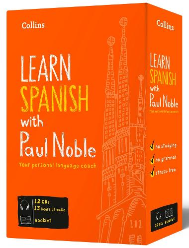 Learn Spanish with Paul Noble - Complete Course: Spanish Made Easy with Your Personal Language Coach (CD-Audio)
