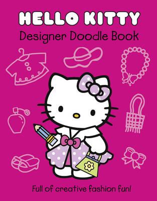 Hello Kitty Designer Doodle Book - Hello Kitty (Paperback)