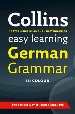 Collins Easy Learning German Grammar - Easy Learning 03 (Paperback)