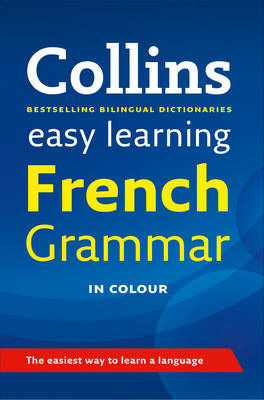 Collins Easy Learning French Grammar [2nd Edition] - Easy Learning 02 (Paperback)