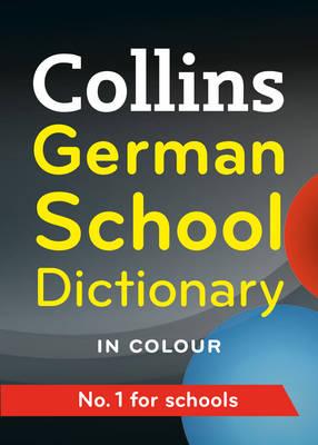 Collins German School Dictionary - Collins School (Paperback)