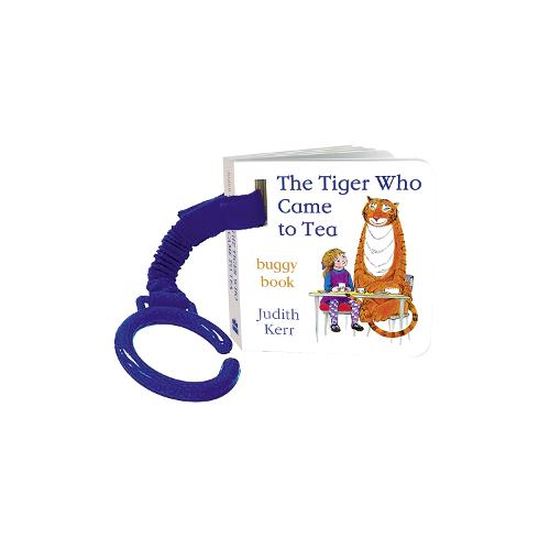 The Tiger Who Came to Tea Buggy Book (Board book)