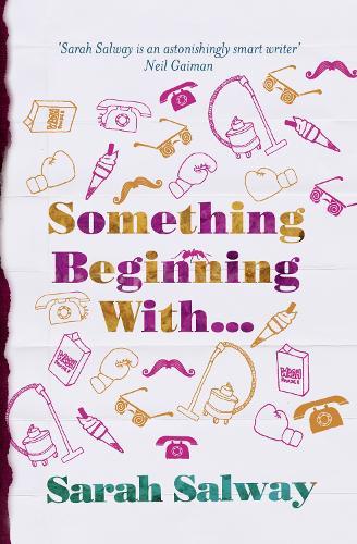 Something Beginning With (Paperback)