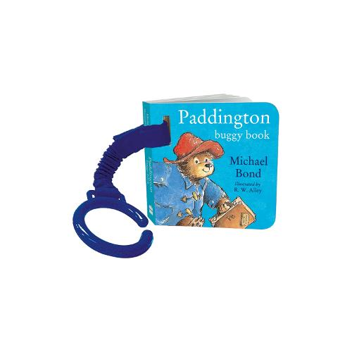 Paddington Buggy Book (Board book)