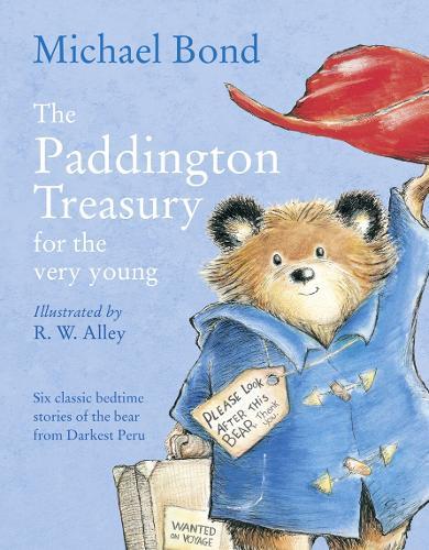 The Paddington Treasury for the Very Young (Hardback)