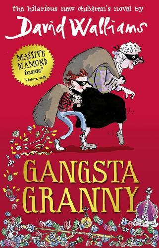 Gangsta Granny (Hardback)