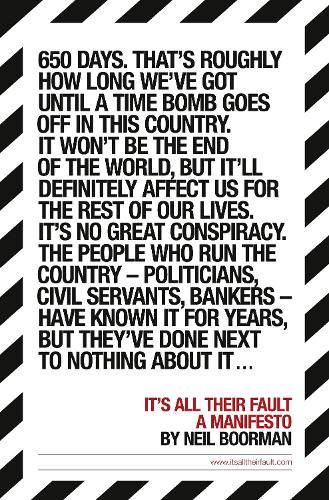 It's All Their Fault (Paperback)