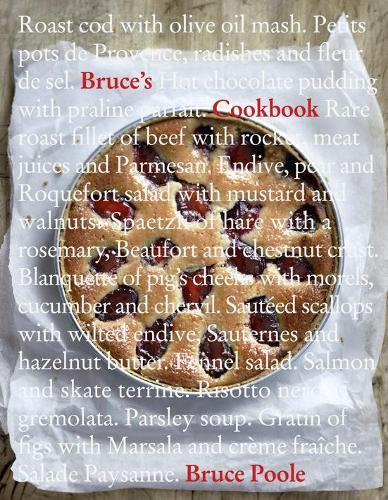 Bruce's Cookbook (Hardback)