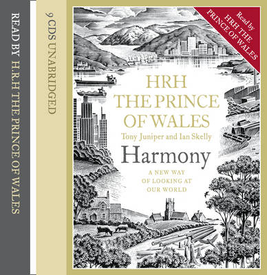 Harmony: A New Way of Looking at Our World (CD-Audio)