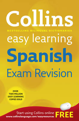 Collins Easy Learning Spanish Refresher (Paperback)