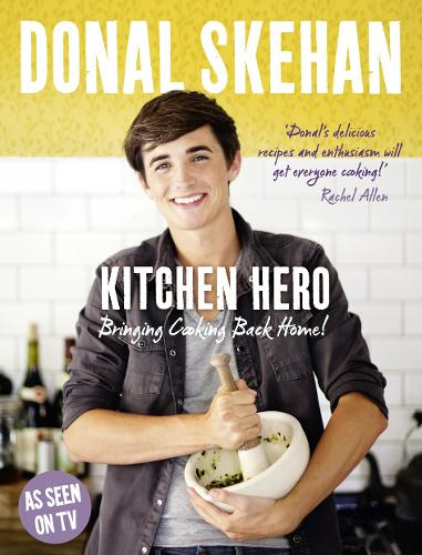Kitchen Hero (Hardback)