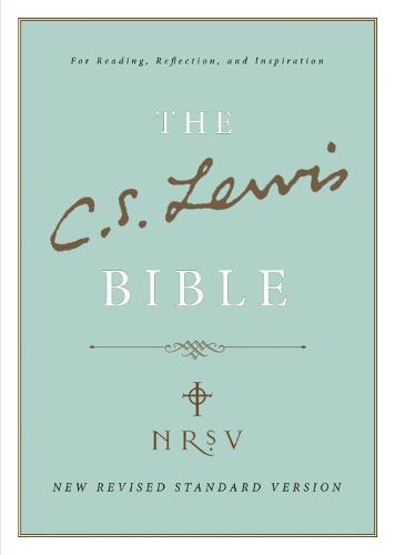 C. S. Lewis Bible: New Revised Standard Version (NRSV) (Hardback)