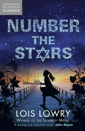Number the Stars - Essential Modern Classics (Paperback)