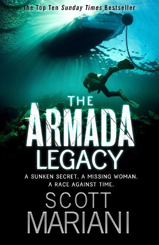 The Armada Legacy - Ben Hope 8 (Paperback)