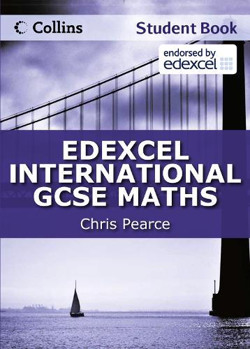 Edexcel International GCSE Maths Student Book - Edexcel International GCSE (Paperback)