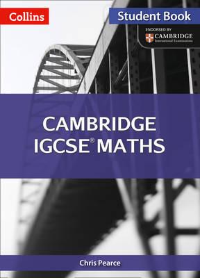 Cambridge IGCSE Maths Student Book: Cambridge International Examinations (Paperback)