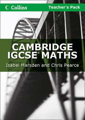 Cambridge IGCSE Maths Teacher's Pack - Collins Cambridge IGCSE (Spiral bound)