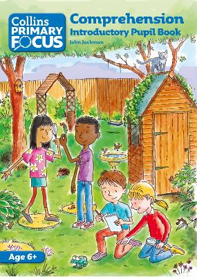 Comprehension: Introductory Pupil Book - Collins Primary Focus (Paperback)