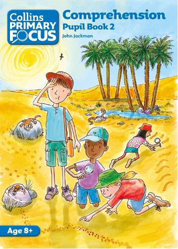 Comprehension: Pupil Book 2 - Collins Primary Focus (Paperback)