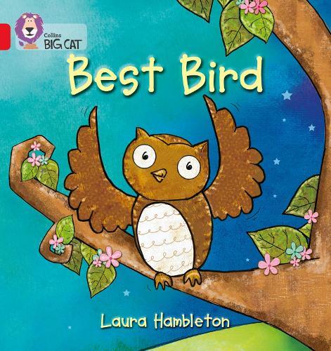 Best Bird: Band 02a/Red a - Collins Big Cat (Paperback)