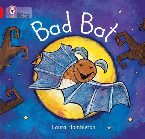 Bad Bat: Band 02b/Red B - Collins Big Cat (Paperback)