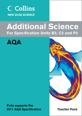 Collins GCSE Science 2011: Additional Science Teacher Pack: AQA - Collins GCSE Science 2011 (Spiral bound)