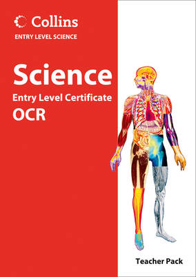 Collins Entry Level Science: Science Teacher Pack: OCR Entry Level Certificate - Collins Entry Level Science (Spiral bound)
