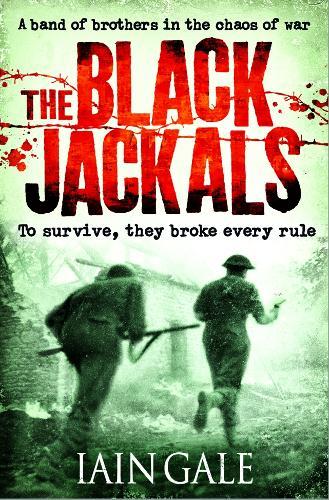The Black Jackals (Paperback)