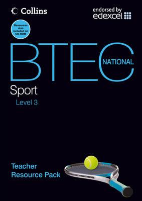 Teacher Resource Pack - BTEC National Sport (Spiral bound)