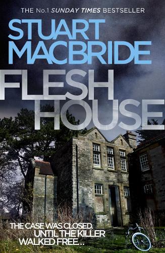 Flesh House - Logan McRae Book 4 (Paperback)
