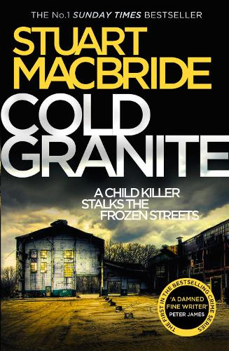 Cold Granite - Logan McRae 1 (Paperback)
