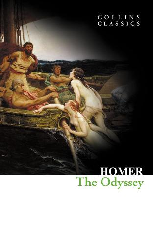 The Odyssey - Collins Classics (Paperback)