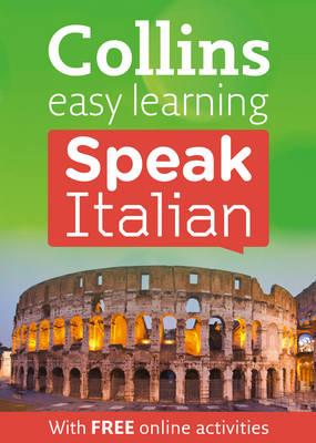 Collins Easy Learning Speak Italian