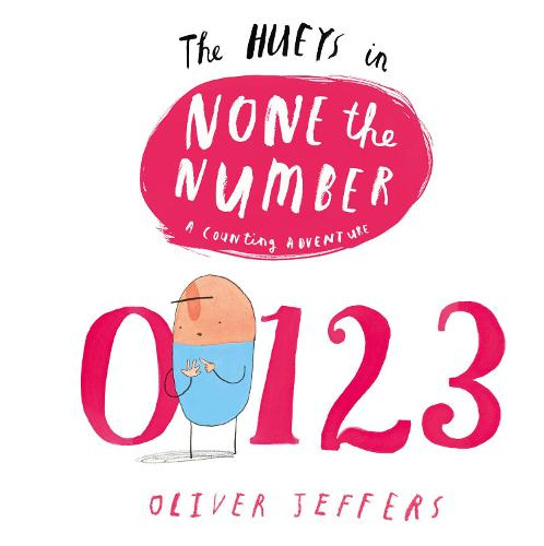 None the Number - The Hueys (Hardback)