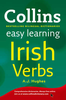 Easy Learning Irish Verbs - Collins Easy Learning Irish (Paperback)
