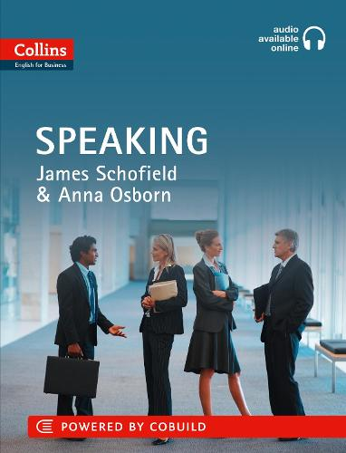 Business Speaking: B1-C2 - Collins Business Skills and Communication (Paperback)