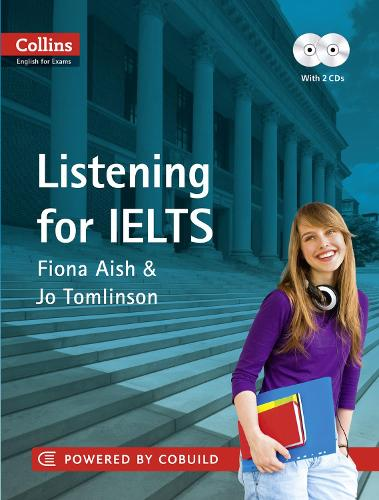 IELTS Listening: IELTS 5-6+ (B1+) - Collins English for IELTS (Paperback)