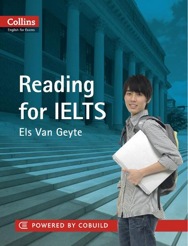 IELTS Reading: IELTS 5-6+ (B1+) - Collins English for IELTS (Paperback)
