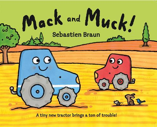 Mack and Muck! (Paperback)