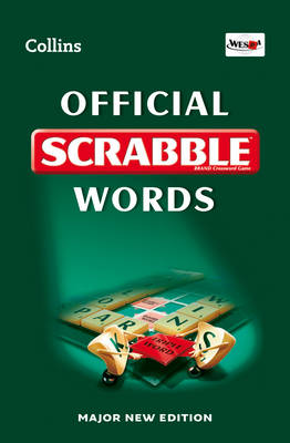 Collins Official Scrabble Words (Hardback)