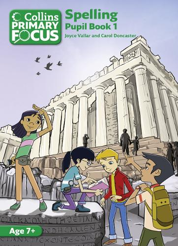 Spelling: Pupil Book 1 - Collins Primary Focus (Paperback)